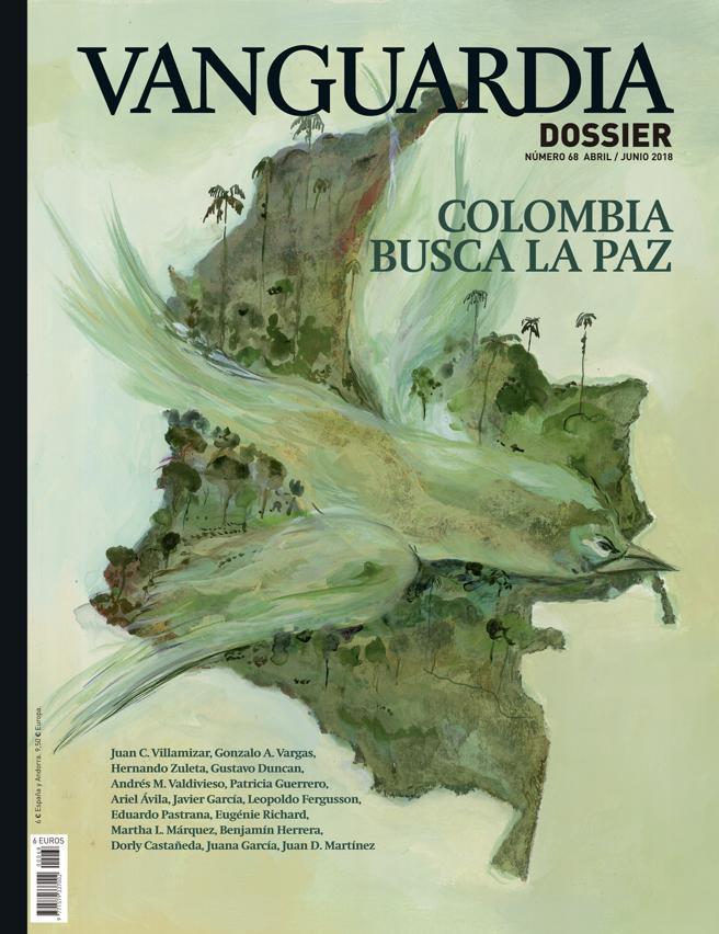 'Colombia busca la paz'- Vanguardia Dossier