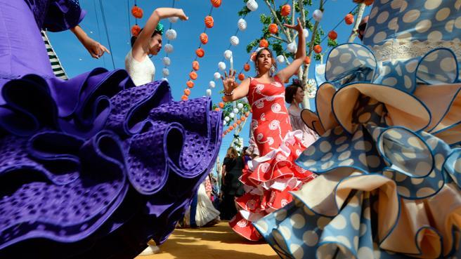 Del 15 al 21 de abril, Sevilla se viste de gala para celebrar la Feria de Abril