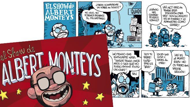 'El show de Albert Monteys', de Albert Monteys