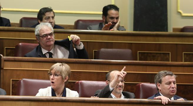 Pleno de control al Gobierno en el Congreso con Carles Campuzano