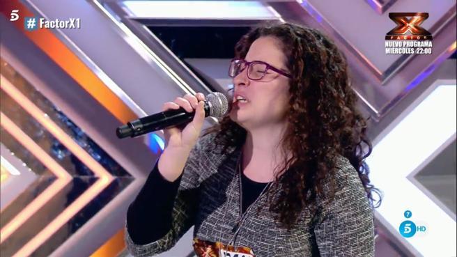 'Factor X': Andrea Hidalgo, más conocida como 'La loca del ukelele', toda una historia de superación