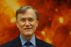George Ricker, investigador principal de la misión Tess de la NASA