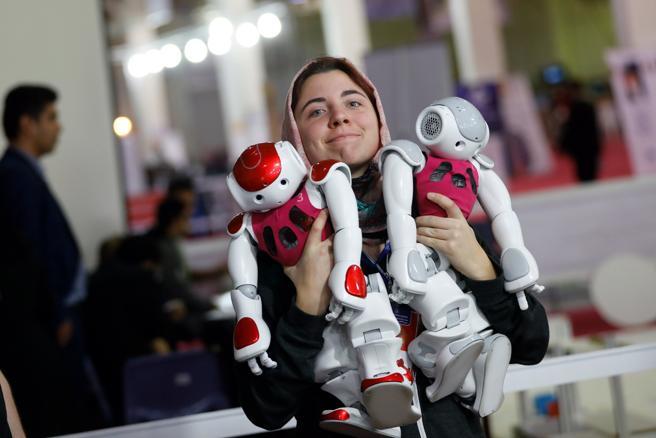 Nao. Este robot humanoide programable fue desarrollado en el 2004 para laboratorios y escuelas con fines de investigación y educación