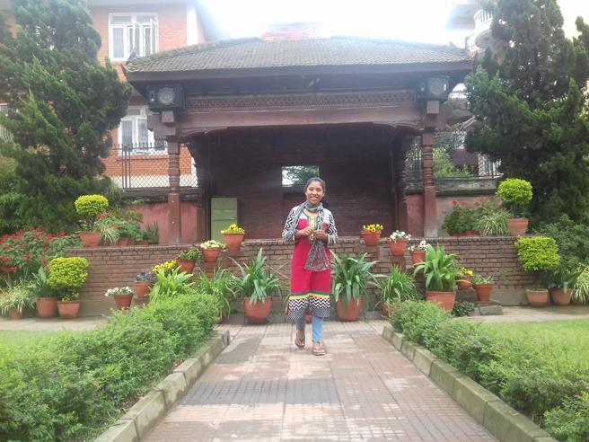 Poonam Thapa fue vendida como prostituta siendo solo una niña
