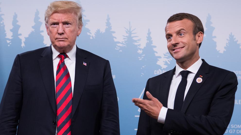 """Trump: """"El mundo nos roba"""""""
