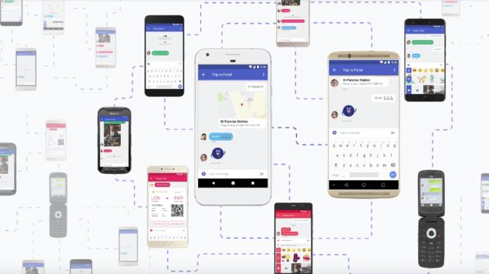 Google y Samsung amenazan el dominio de WhatsApp