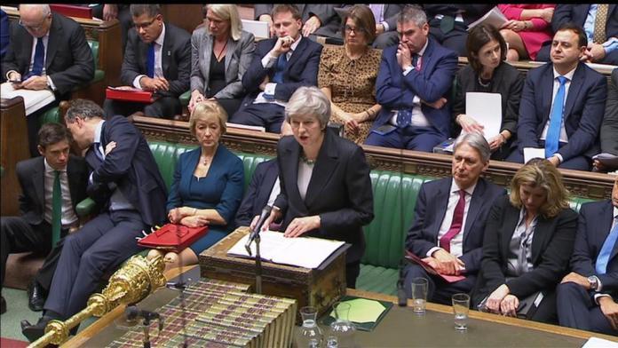 Resultado de imagen para Fotos del sector más euroescéptico de los conservadores británicos
