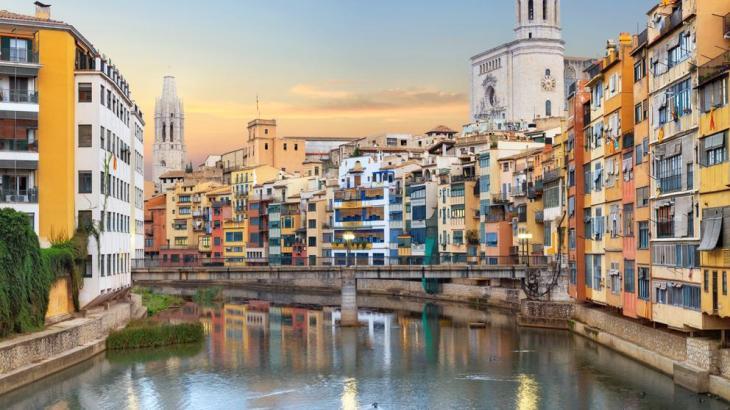 Girona llega a los 100.000 habitantes por primera vez en su historia
