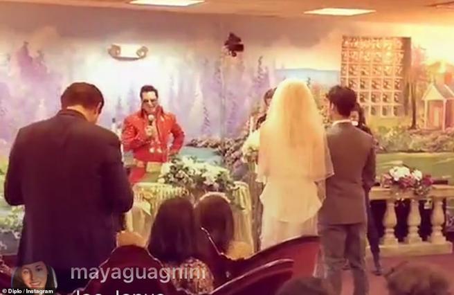 Wedding of Joe Jonas and Sophie Turner