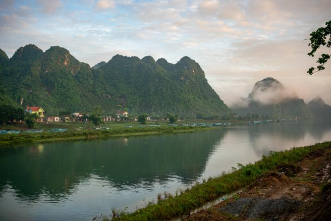 Parque nacional Phong Nha-Kẻ Bàng, Vietnam