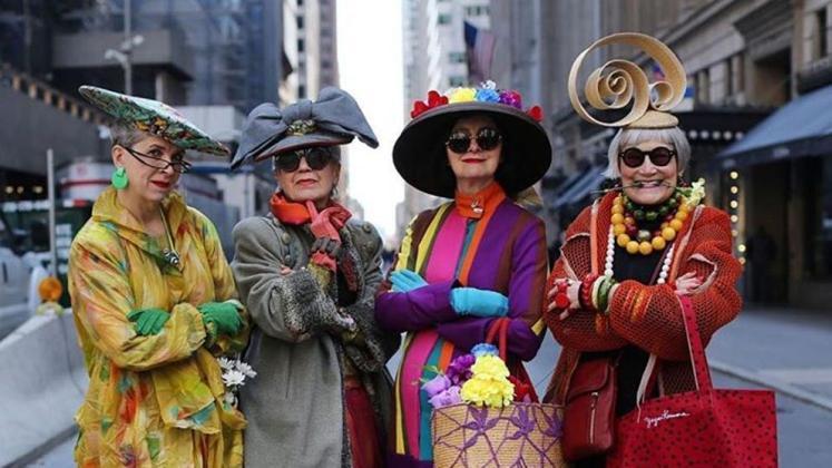 Seis mujeres que muestran cómo convertirse en 'influencer' a cualquier edad