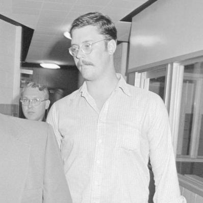 Ed Kemper, una vez detenido