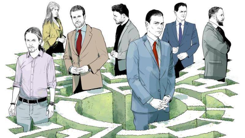 10N: Tres posibles escenarios en busca de gobierno
