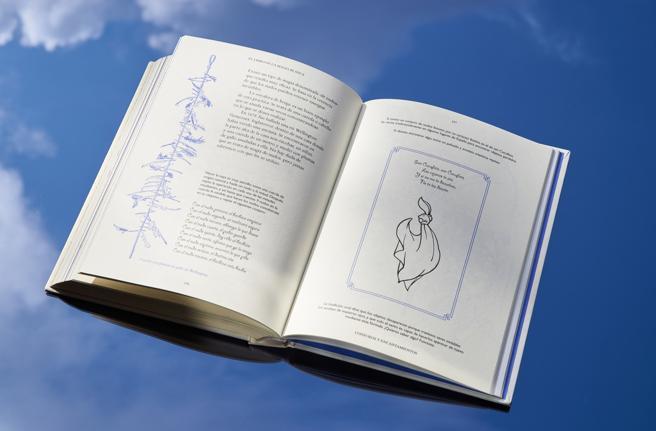 Algunos de los hechizos que se pueden encontrar en 'El libro de la magia blanca'