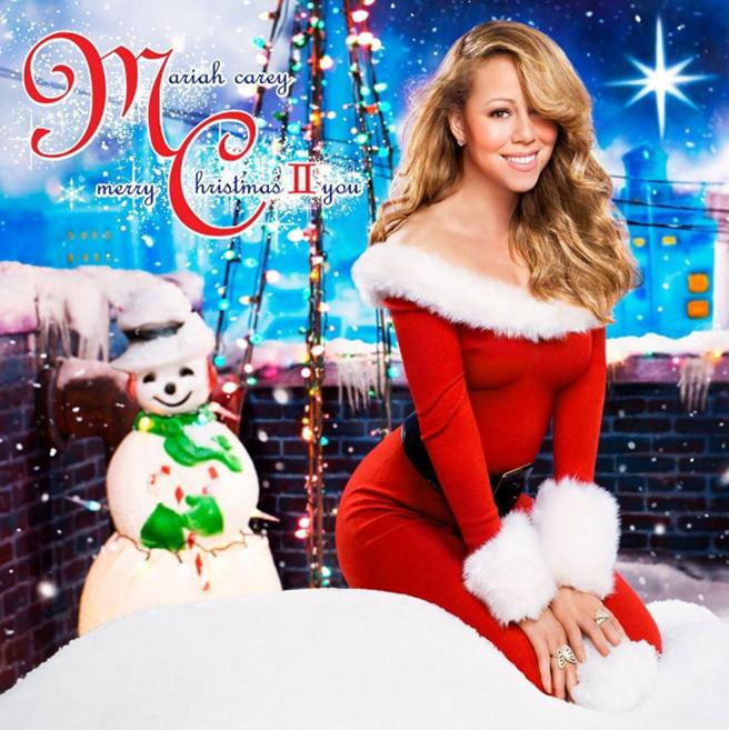The christmas song 'All I need for Christmas is you' will generate two million a year in copyright to Mariah Carey
