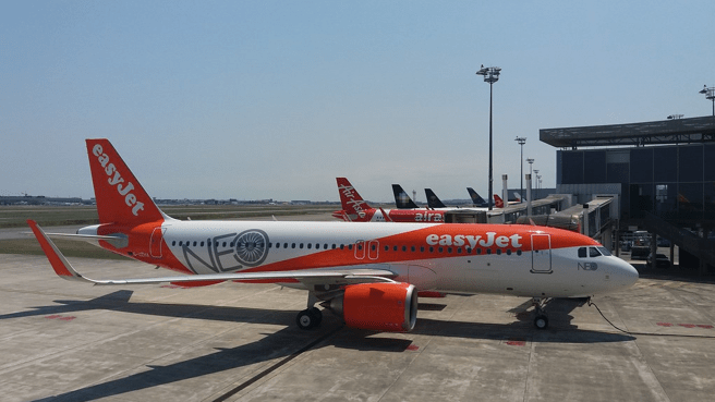 The easyJet British, European and Swiss divisions added 3.6 million passengers in Barcelona during 2019