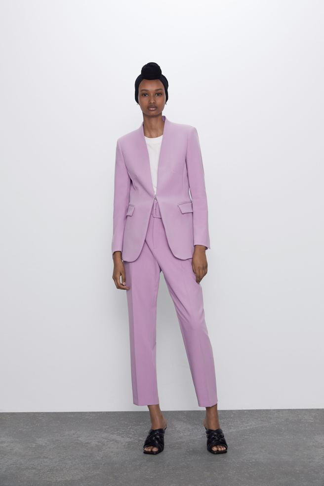 Suit trousers by Zara (69,90 euros)