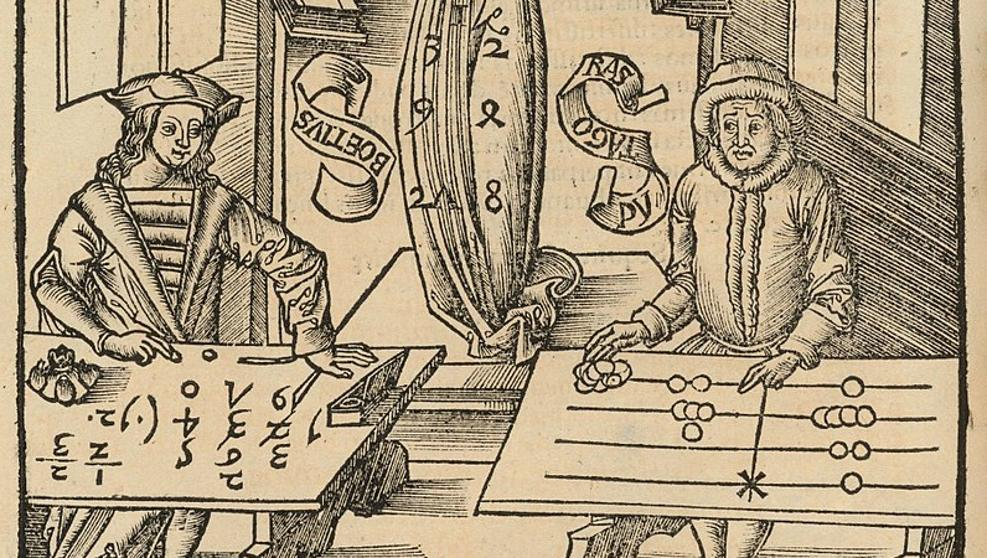 La historia del cero y otros números raros