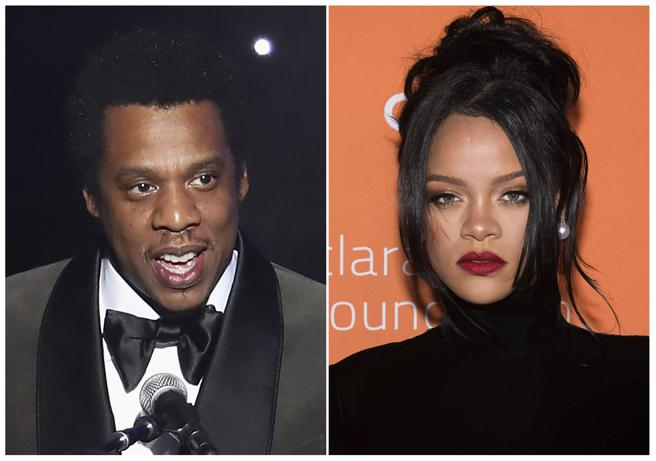 Jay-Z and RIhanna have teamed up to fight against the Covid-19