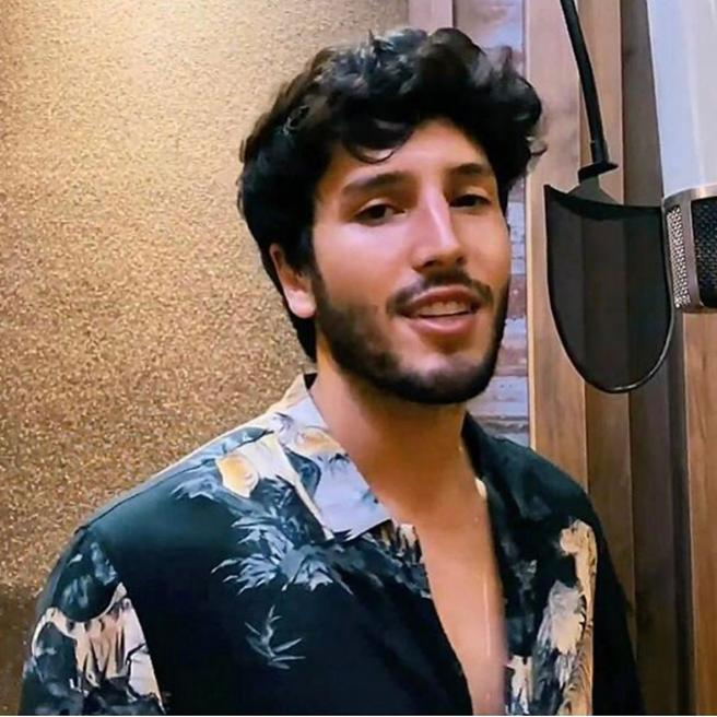 Sebastian Yatra during his performance in the macro-concert in solidarity of a Global Citizen