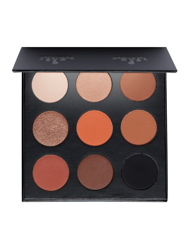The palettes of eyes Kylie Cosmetics