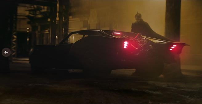 The images that Matt Reeves has comparido of Robert Pattinson in the role of Batman