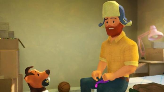 Así es 'Out', el primer cortometraje de Pixar con un protagonista gay