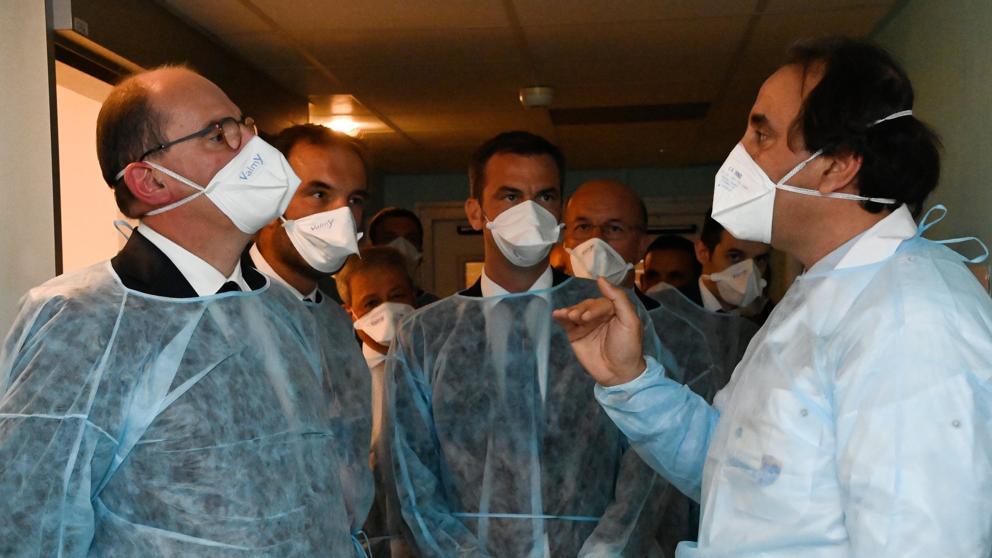 La fractura étnica francesa afecta incluso a los médicos