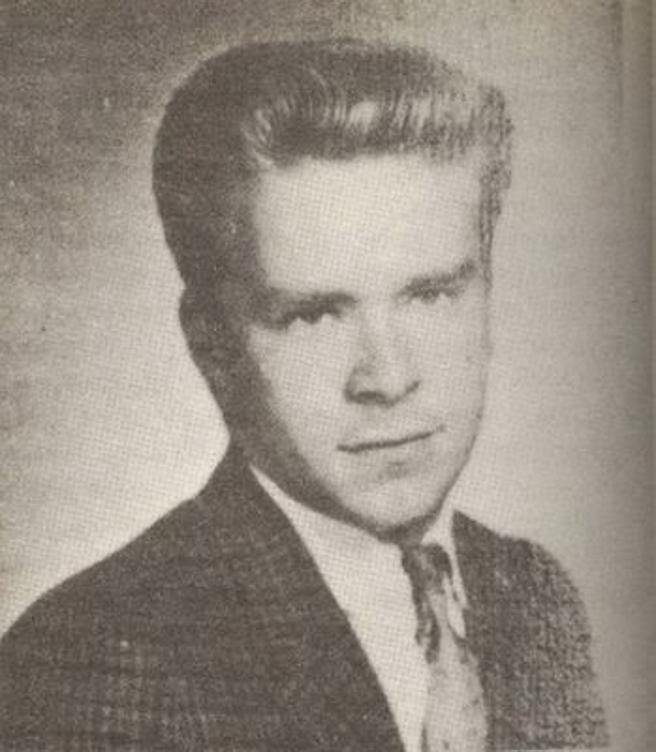 Richard Cottingham, de joven