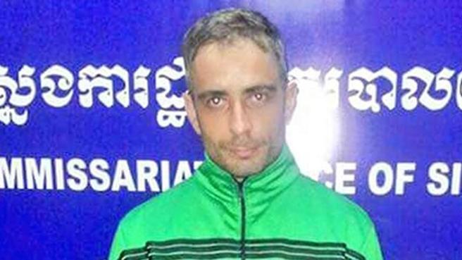 Artur Segarra fue detenido en Camboya en febrero y trasladado a Tailandia