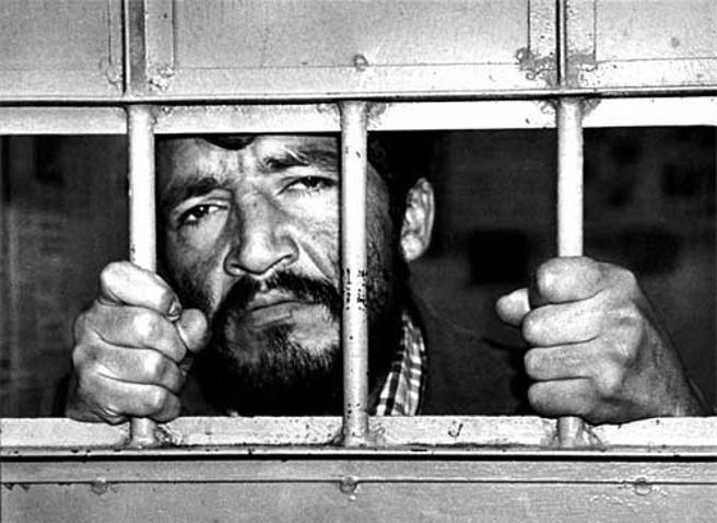 Pedro Alonso López, en la cárcel