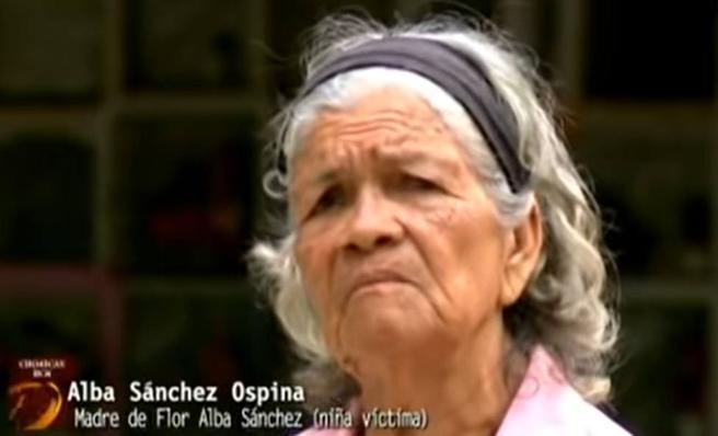 La madre de una de las últimas víctimas de Pedro Alonso López