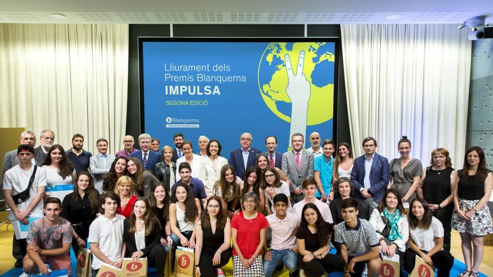 Los Premios Blanquerna Impulsa se reemprenden con novedades