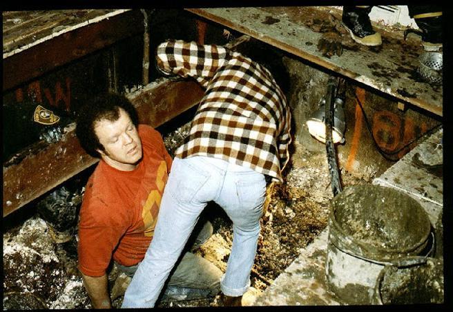 El garaje donde John Wayne Gacy enterró a sus víctimas
