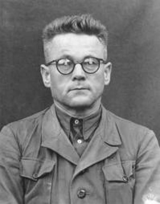 Karl Franz Gebhardt, doctor en jefe del campo de Ravensbrück