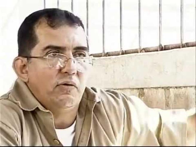 Garavito, en una entrevista desde la cárcel