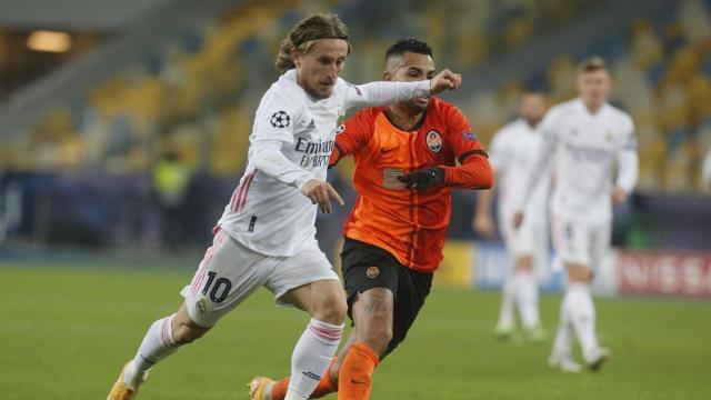 Shakhtar - Real Madrid: Goles, resumen y resultado del partido de Champions  League, en directo