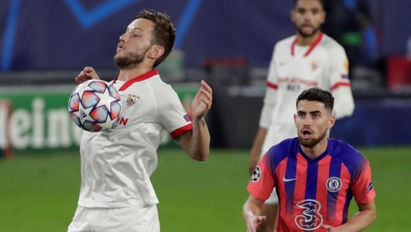 Sevilla - Chelsea en directo | Fin de la primera parte sin goles para el  Sevilla