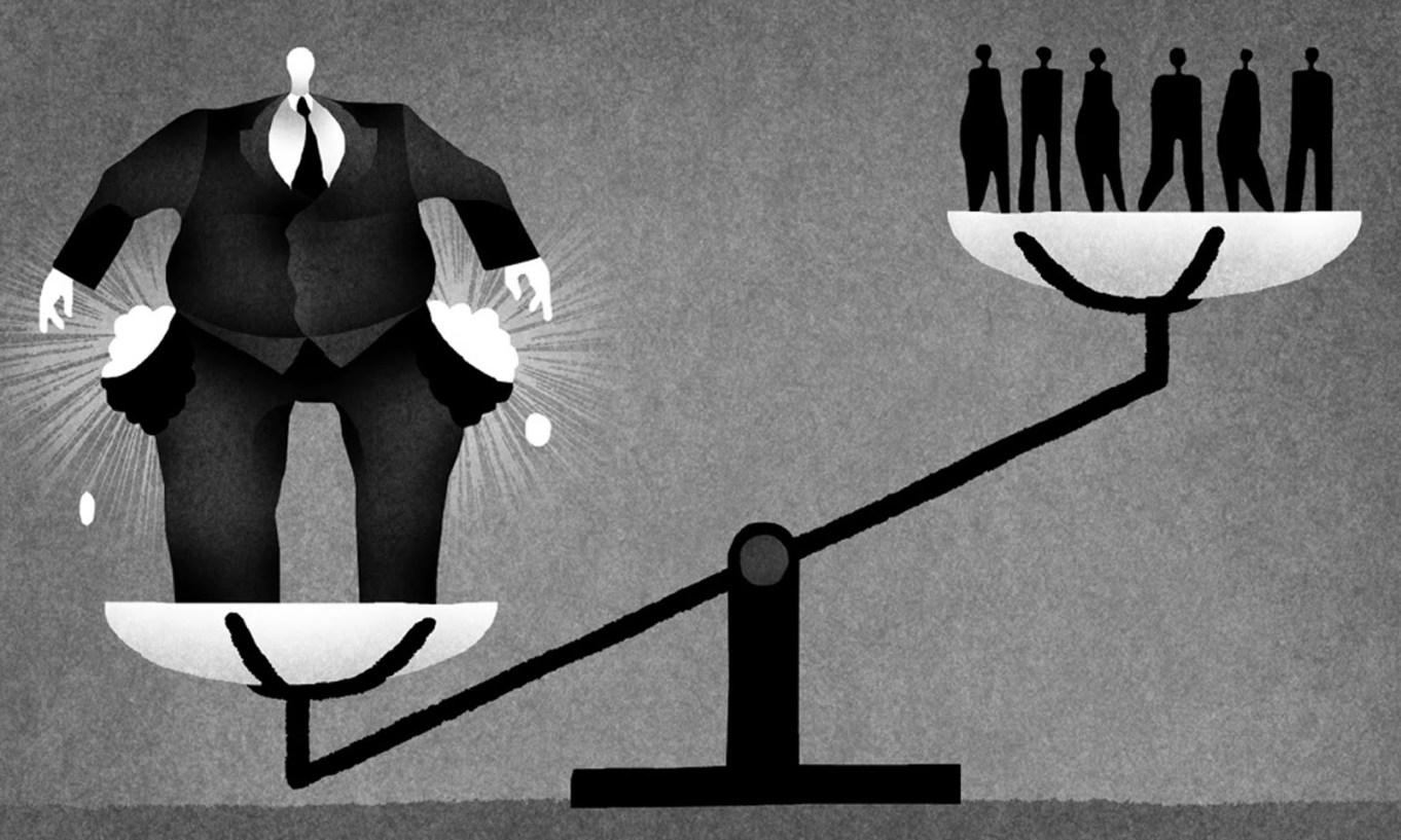 Resultado de imagen de desigualdad