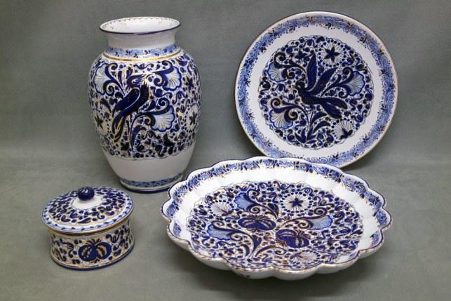 ceramiche Melograno Faenza - composizione 2020