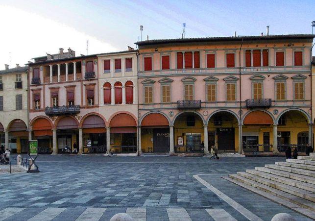 Piazza della Libertà, Faenza