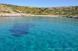 Grecia: il mare cristallino di Skyros.