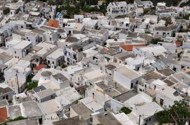 Grecia: la chora di Skyros.