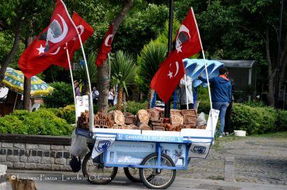 Turchia: carretto kemalista.