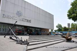 Turchia, Istanbul: il Museo del mare.