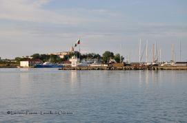 Bulgaria, il marina di Sozopol.