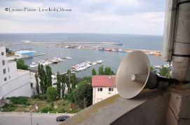 Romania, Port Tomis: il trucco del muezzin.