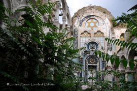 Romania, Costanza: i resti dell'antica sinagoga.