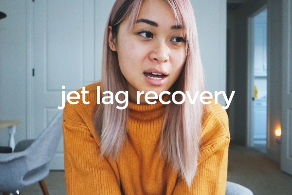 Jet Lag Recovery & Workbook Preview