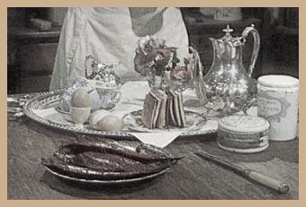 Edwardian Breakfast